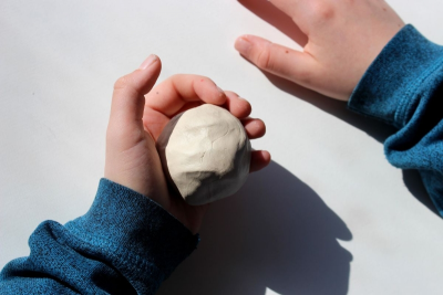 SEVEN GRANDFATHER TEACHINGS – Clay, Texture - Step Two