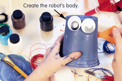 CRAYBOT – Creating a Drawing Machine, Form, Line - Step Six