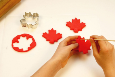 CANADA TO ME – Shape, Pattern, Balance - Step Two