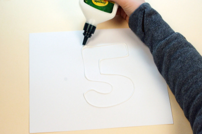 WHAT'S IN A NUMBER? – Counting, Whole Numbers, Texture - Step One