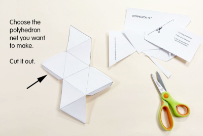 PERSONAL POLYHEDRONS – Colour, Line, Harmony - Step One