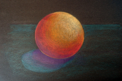 SHADING SPHERES – Gradation, Form, Colour - Step Six