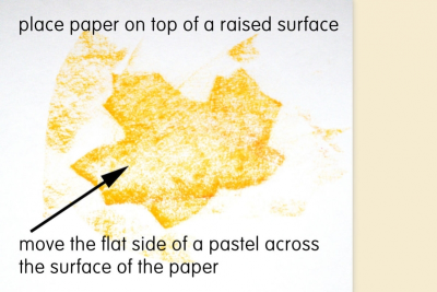 EXPLORING OIL PASTEL – White Paper - Step Ten