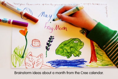 CREE CALENDAR – Shapes, Patterns, Cycles - Step One