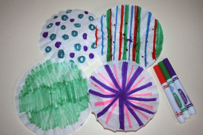 SPECIAL MEMORIES – Colour Mixing and Pattern - Step One