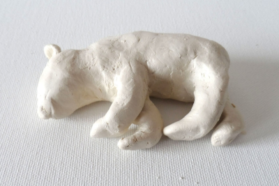 ANIMALS IN WINTER –  Clay, Texture, Space - Step Eighteen