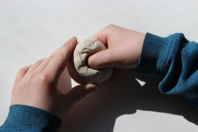 SEVEN GRANDFATHER TEACHINGS – Clay, Texture - Step Three
