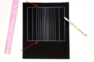 THE GRID – Creating Optical Illusions - Step Two