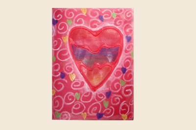 TALKING MOUTH CARD – Repetition, Pattern, Colour - Step Twelve