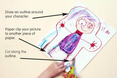 SUPER STUFFY PUPPET – Form, Colour, Pairs - Step Two