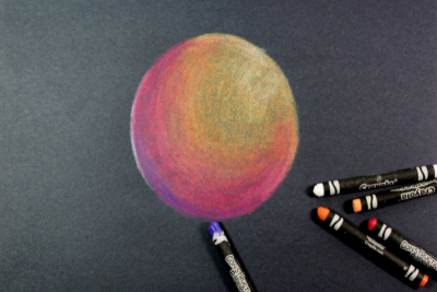 SHADING SPHERES – Gradation, Form, Colour - Step Five